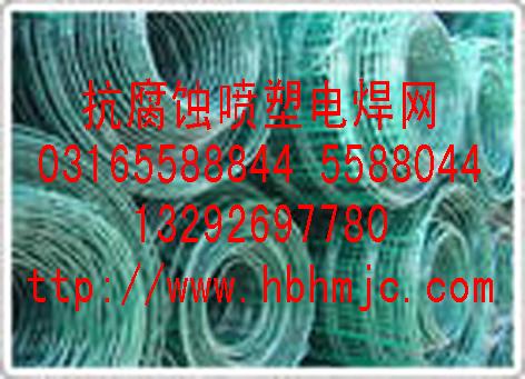 抗腐蚀喷塑电焊网